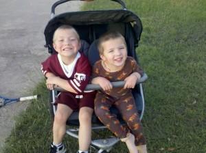 stroller boys