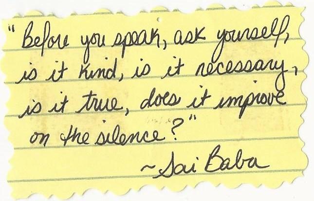 silence 001