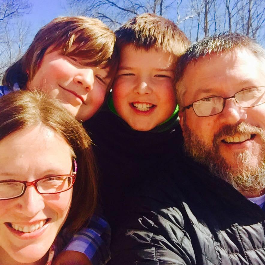 hetpeterlandson family